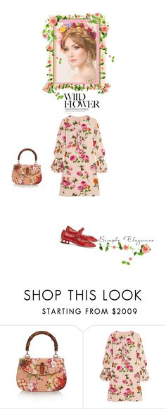 """""""Faschion style by Gucci"""" by fashion-and-beauty-miracles ❤ liked on Polyvore featuring Gucci"""