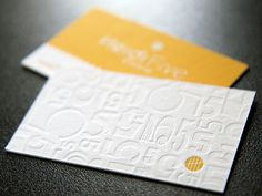 Belmont associates identity system paperprint pinterest some of the best letterpress business cards ive ever seen blind embossing reheart Gallery