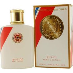 Us Coast Guard By Parfumologie Riptide Cologne Spray 3.4 Oz