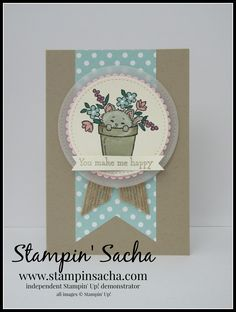 Stampin' Up! - Stampin' Sacha - Annual Catalogue 2016-2017 (2017-2018) - Stitched Shapes Framelits - Layering Circles Framelits - Banner Triple Punch - Pretty Kitty - Subtles Designer Series Paper Stack - Pool Party - Very Vanilla - Crumb Cake - Note Cards & Envelopes - Every Day - #stampin_sacha - #stampinup