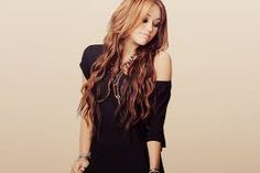 Image result for old miley cyrus hair