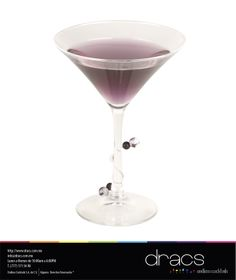 #Purple #Cocktail #Coctel #StylishStem #Cuernavaca