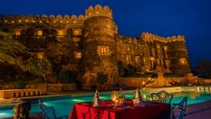 7 Imperial Palaces In Rajasthan For A Royal Destination Wedding Der Leopard, Perspective Sketch, Flora Und Fauna, Beste Hotels, Imperial Palace, Indian Home Decor, My Collection, Wedding Venues, Wedding Decorations