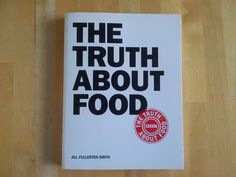 Leestip: The Truth About Food