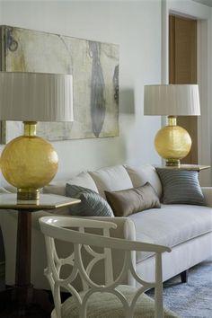 Joel Woodard Designs.  Living room