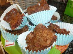 Quadradinhos de Chocolate - Sem amendoim/frutos de casca rija, Sem frutos vermelhos, Sem leite, Sem mariscos ou moluscos, Sem ovo, Sem peixe, Sem sésamo
