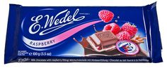 Raspberry Chocolate, E. Wedel Warsaw, Poland, owned by Lotte group of South Korea and Japan, Shinjuku, Tokyo, Japan and Jung District, Seoul, South Korea. Shinjuku Tokyo, Tokyo Japan, Dessert Drinks, Desserts, Chibi Food, Raspberry Chocolate, Raspberry Filling, Warsaw Poland, Food Drawing