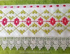 Resultado de imagen para vagonite Swedish Embroidery, Ribbon Work, Crochet Designs, Weaving, Quilts, Blanket, Crafts, Gardening, Stitching