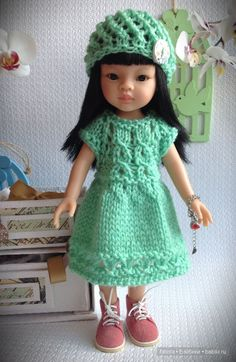 Dresses, hats .. hats ?! Beanie / Paola Reina, Antonio Juan dolls and other Spanish / Beybiki. Dolls photo. Clothing for dolls