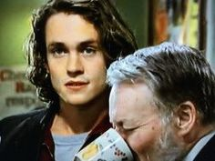 Hugh Dancy (23 years old) as Charlie Paige in Dangerfield circa. 1998