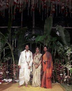 Samatha Akkineni marriage pic