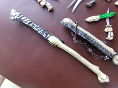 "RIDDICK 1:6 scale ""Not-Furya"" Weapons"