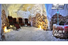 Amasol, zľava 30% do soľnej jaskyne