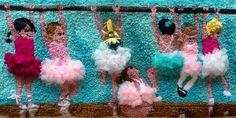 Ballerinas someday - RUG HOOKING DAILY