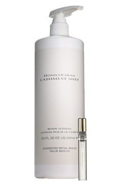 Donna Karan 'Cashmere Mist' Body Lotion (Nordstrom Exclusive) ($235 Value) available at #Nordstrom