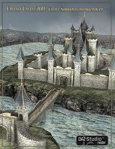 Fantasy Castle 2011 - Castle Surround
