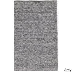 Kosas Home Calla Heathered Wool 8x10 Rug (Calla Heathered Grey Wool 8x10 Rug), Size 8' x 10'