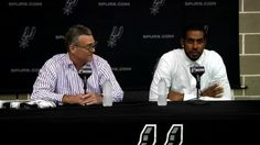 Spurs introduce LaMarcus Aldridge at press conference
