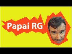 Papai RG Hangout Live boneco brinquedos Lego Imaginext brinquedos juguet...
