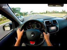 Renault Sandero R.S. 2016 - POV