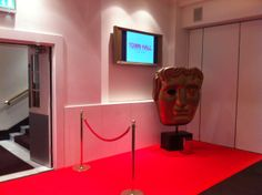 Red Carpet in the Foyer Bar