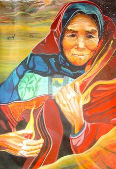 Pachamama is the Mother energy as named in the Andean regions of Latin America.