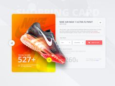 Nike Card by Irakli Kurtanidze