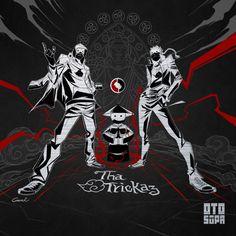 Tha Trickaz ✖ Dope DOD - Drop by OTODAYO Sūpa | Free Listening on SoundCloud