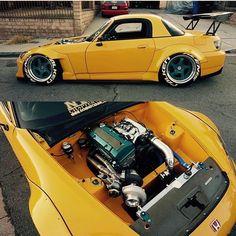 Honda s2k