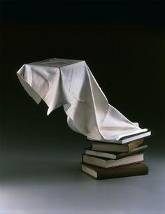Wooden Illusions: Sculptures by Tom Eckert | Inspiration Grid | Design Inspiration