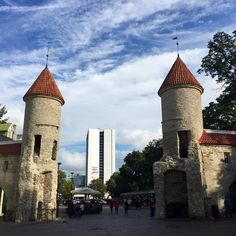 Photo taken at Tallinn by Iryna K. December 4, April 25, Get Directions, Great Places, City, Cities