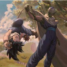 Dragon Ball Z: Gohan and Piccolo