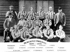 Newcastle United Football Club, 1897/98