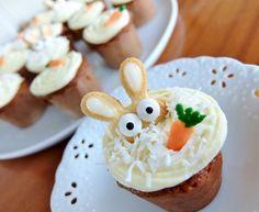 キャロットケーキ イースター carrotcake Easter クッキー Wilton Candy Eyeballs