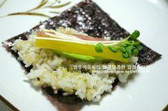 일본식으로 돌돌~ 말아 먹는 김말이김밥 – 레시피 | Daum 요리