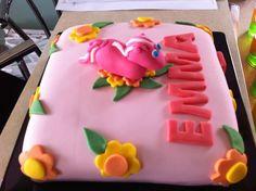 Pony Cake tiersoflove.com