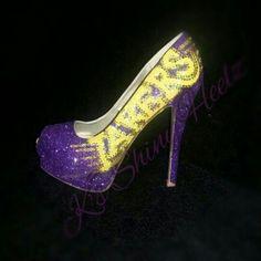 Lakers heels