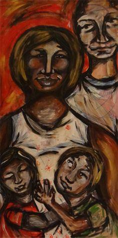 Leticia Banegas  #Painting #Fine_Art #Leticia_Banegas #Honduras_Art