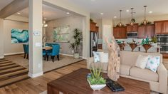 5 different types of #wood in the Adelaide Model at Montaverde!