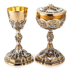 Chalice and ciborium deposition of Christ | online sales on HOLYART.co.uk