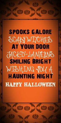 Halloween Quotes On Pinterest | Halloween Sayings, Witch And .