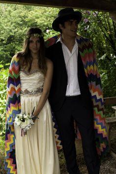 Mariage hippie chic au pays basque / Nabie dit oui / Wedding