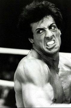 Sylvester Stallone as 'Rocky Balboa'