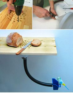 7 Cool Things You Can Make with Everyday Objects? Not sure what this pics supposed to be since its not in the list, but there are other cool things including a glove-turned-stuffed-animal!