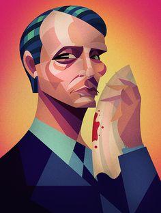 Hannibal by lerms.deviantart.com on @DeviantArt