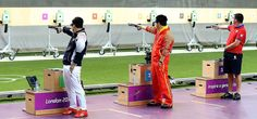 From Wikiwand: 10 meter air pistol