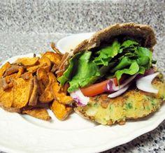 ... vegan) on Pinterest | Vegan meatloaf, Veggie burgers and Vegan burgers