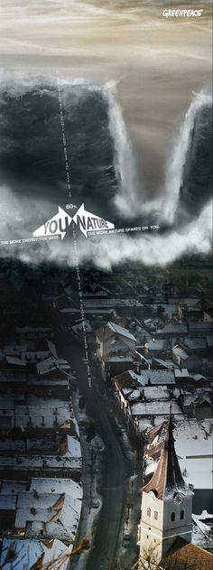 Greenpeace: Tsunami   Ads of the World™