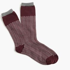 Crew for the Colorblock chevron trouser socks for Women. Find the best selection of Women Underwear & Socks available in-stores and online. Crew Socks, Women's Socks, Navy Socks, Trouser Socks, Italian Leather Shoes, J Crew Men, Only Shoes, Sock Shoes, Hosiery