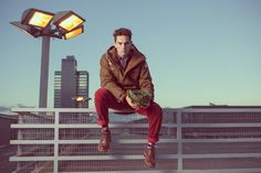 "Togs   Clogs 2012 Holiday ""The Forager"" Lookbook"